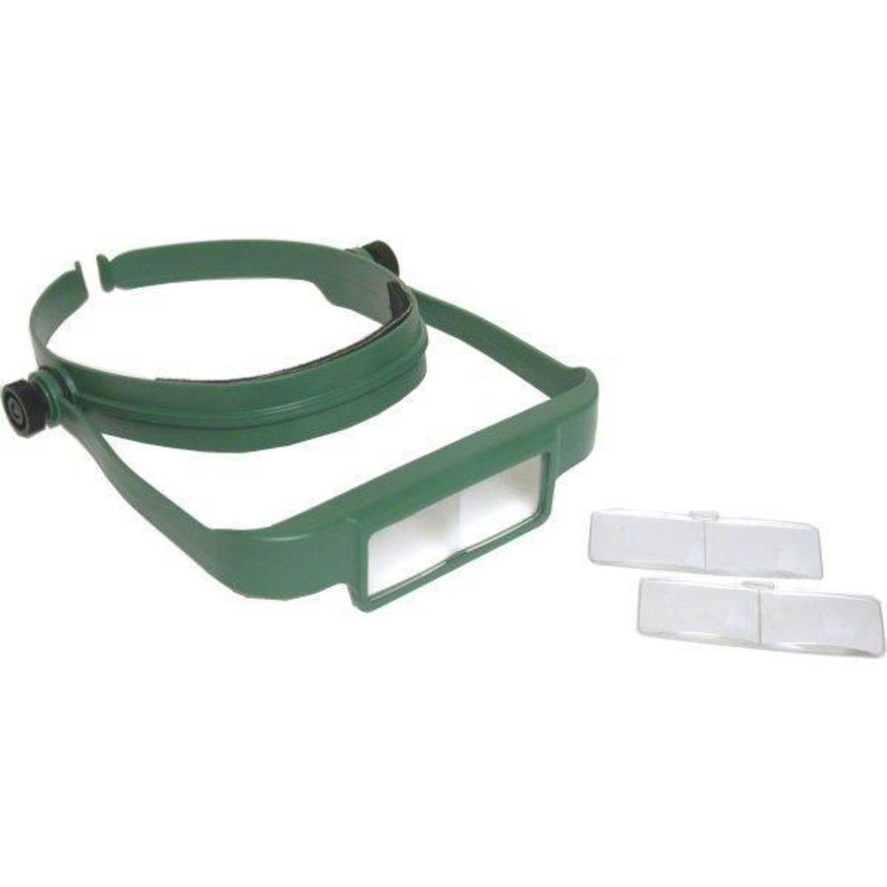 1.75x & 2.5x OptiSight Magnifying Visor FindingKing