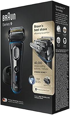 Braun Series 9 9242 s Afeitadora Eléctrica Hombre: Afeitadora ...