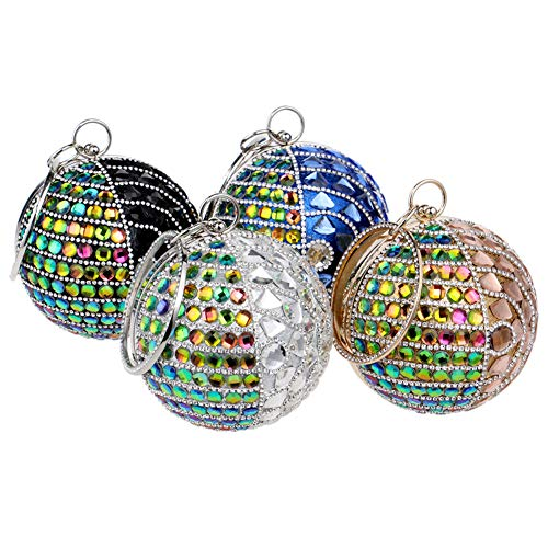 Chain Clutch Outfit Silver Black Dress Wedding Pearls Bags Evening Bead Purse Ladies Womens Bags Wallet dnpUZ87wq