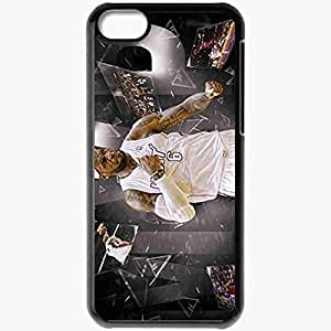 Personalized Case For Iphone 5C Cover Cell phone Skin 14755 heat 2 sm Black