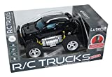 Lutema Tracer Overlord 4CH Remote Control Truck, Black