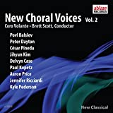 New Choral Voices Vol. 2