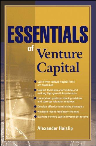 essentials-of-venture-capital-essentials-series