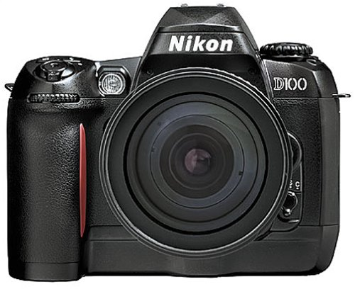 Review Nikon D100 DSLR Camera (Discontinued by Manufacturer)