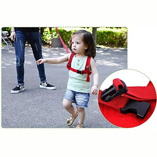 50 Off Baby Anti Lost Toddler Learning Walking Safety Harness Leash