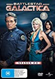Battlestar Galactica Season 2 DVD [2004 TV Series]