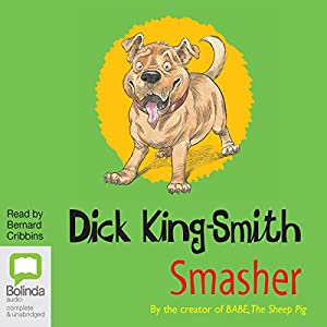 Smasher Audiobook