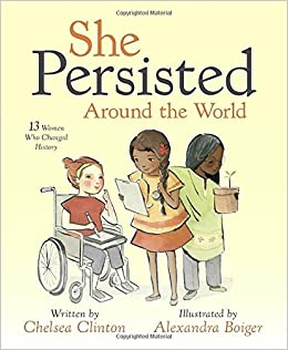 Image result for she persisted around the world