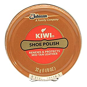 Kiwi Mid Tan Shoe Polish