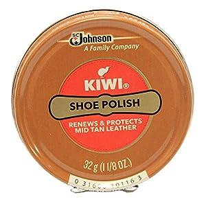 Kiwi Mid Tan Shoe Polish