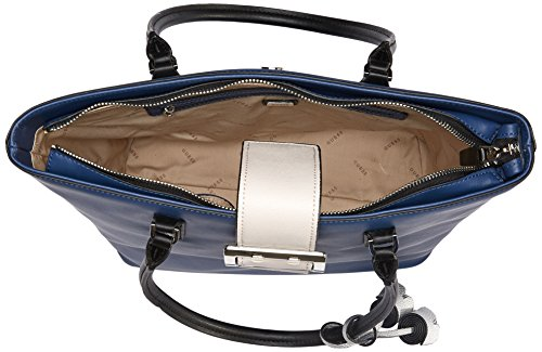 Multi Mehrfarbig Guess Schultertasche Hobo 16x20x29 Damen Navy centimeters Bags nSwFwA1qWY