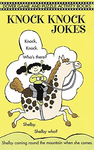 Knock Knock Jokes (Dover Children's Activity Books) by Victoria Fremont (1998-06-09)
