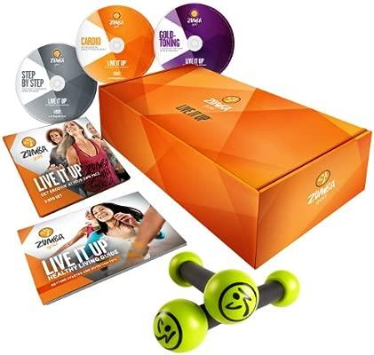Zumba Fitness® Gold - Mancuerna: Amazon.es: Deportes y aire libre