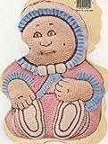 Wilton Preemie! Cake Pan - Cabbage Patch Kids
