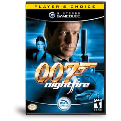 james-bond-007-nightfire-gamecube