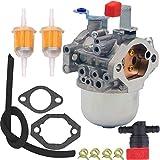 Yooppa 0A4600 Carburetor for Nikki A4600 Carburetor Generac XG8000E GN410HS GN410 GN360 GH360 A4600 C126231 091187 091187A 000935-3 410cc GN 360/410 410HS GN360 Engine Generator Carburetor
