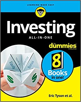 investing all in one for dummies for dummies business personal  investing all in one for dummies for dummies business personal finance eric tyson 9781119376620 com books