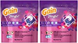 Gain Flings Moonlight Breeze Laundry Detergent Pacs, 20 Count(Pack of 2) Total 40 Pacs