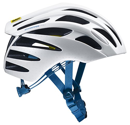 Mavic Echappee Pro MIPS Cycling Helmet – Women's White/Blue Moon Small Review
