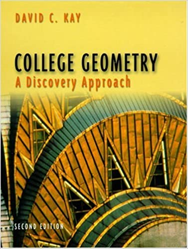 Book College Geometry: A Discovery Approach (Alternative Etext Formats)