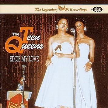 Amazon | Eddie My Love by TEEN QUEENS (1995-09-19) | TEEN QUEENS | ミュージック | 音楽