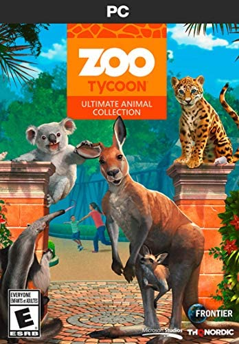 Zoo Tycoon Ultimate Animal Collection PC product image