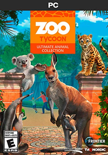 Zoo Tycoon: Ultimate Animal Collection - - Game Tycoon Zoo Pc