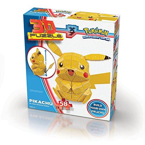 Cardinal Pokemon Pikachu Licensed Puzzle