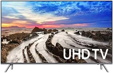 Samsung Electronics UN65MU8000 65-Inch 4K Ultra HD Smart LED TV (2017 Model)