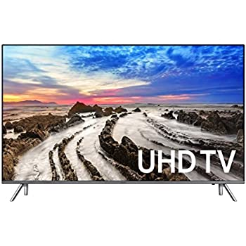 Samsung Electronics UN49MU8000 49-Inch 4K Ultra HD Smart LED TV (2017 Model)