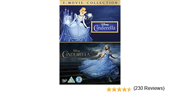 Cinderella Double Pack [DVD]: Amazon.es: Cate Blanchett, Lily ...