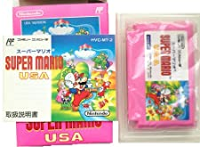 Super Mario USA (Brothers 2/Doki Doki Panic), Famicom (Japanese NES Import) (japan import)