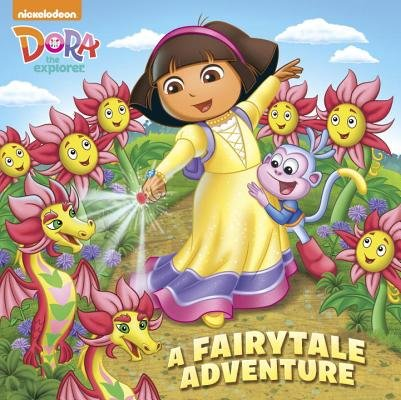 A Fairytale Adventure (Dora the Explorer)[FAIRYTALE ADV (DORA THE EXPLOR][Paperback]