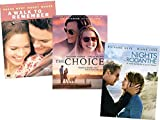 Nicholas Sparks Collection -  A Walk to Remember / The Choice / Nights in Rodanthe (DVD)