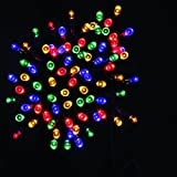 Festive Christmas String Lights, Battery Operated