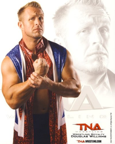 fficial TNA Wrestling 8x10 Promo Photo ()