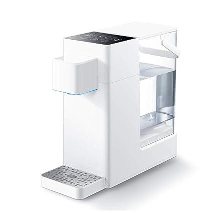 Dispensadores de agua caliente Hervidores Mini sobremesa para el hogar Pequeño Oficina Pequeño Termo eléctrico para