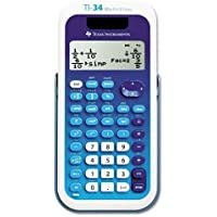 TEXTI34MULTIV - TI-34 MultiView Scientific Calculator