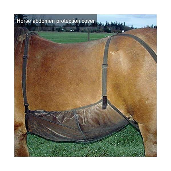 Yunhigh Protezione per zanzariera Protezione per zanzariera in Rete Protezione Anti-zanzara Confortevole per l'addome… 2 spesavip