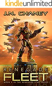 Renegade Fleet: An Intergalactic Space Opera Adventure (Renegade Star Book 5)