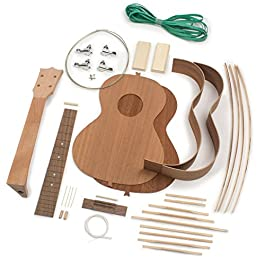 StewMac Build Your Own Tenor Ukulele Kit