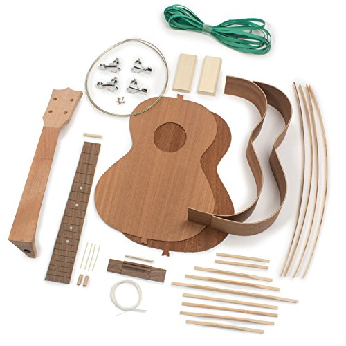 zimo ukulele kit instructions