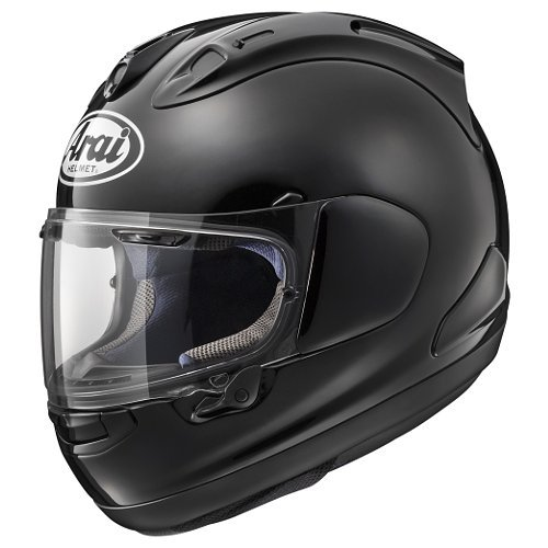 (Arai Corsair X Helmet - Black Frost (Large))