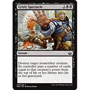 Grisly Spectacle - Foil - Modern Masters 2017