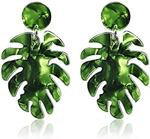 Sweepstakes - Acrylic Earrings for Women Drop Dangle...