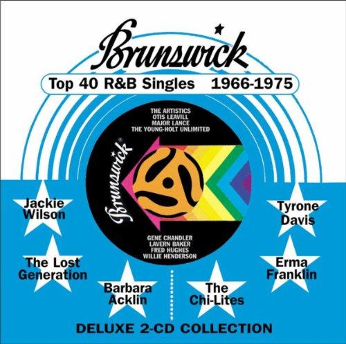 Brunswick Top 40 Singles 1966-1975