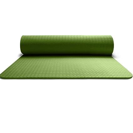 Amazon.com: XINGZHE Yoga Mat - Widened 80cm, thickened and ...