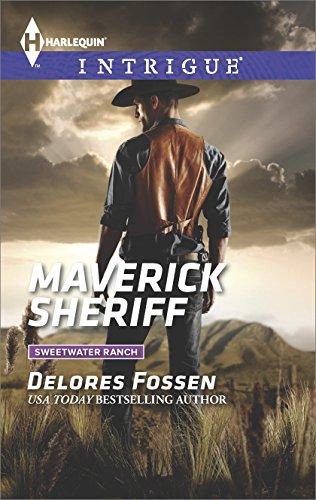 book cover of Maverick Sheriff
