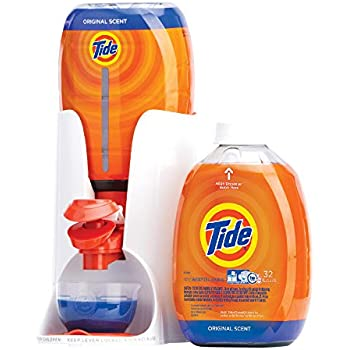 Amazon Com Tide Clean Kit Ez Press Precision Dispensing