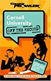 Cornell University College Prowler off the Record, Oliver Striker and Lauren Varacalli, 1596580372